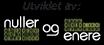 Nulle og Enere logo